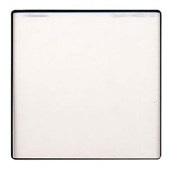 """Schneider Optics 6.6 x 6.6"""" Black Frost 1/8 Water White Glass Filter"""