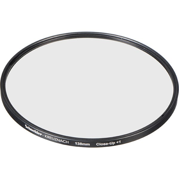 Schneider Optics 138mm Water White +1 Full Field Diopter Lens (Close-up Filter)