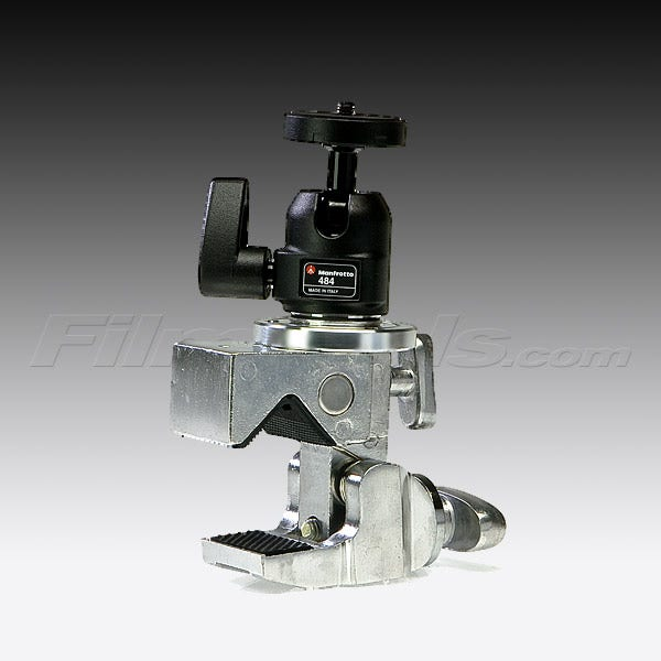 Super Mafer 484 Camera Mount with 5/8 Mounting Plate Adapter