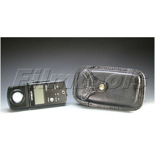 Leather Holster for Minolta IIIF & Sekonic Prodigi C-500 Color Meters