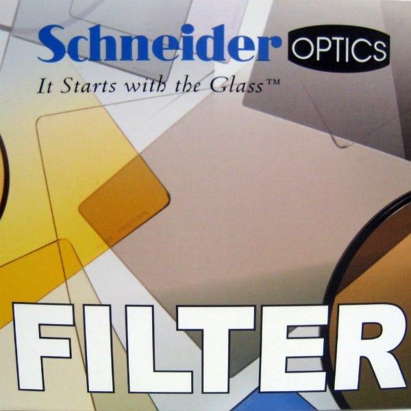 "Schneider Optics 5.65 x 5.65"" Neutral Density (ND) 0.3-1.2 Attenuator Filters"