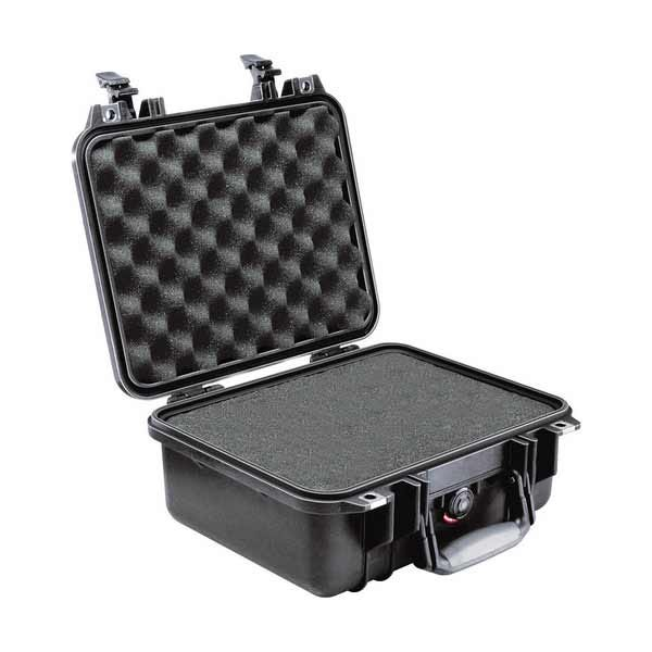 Pelican 1400 Case w/ Foam - Black