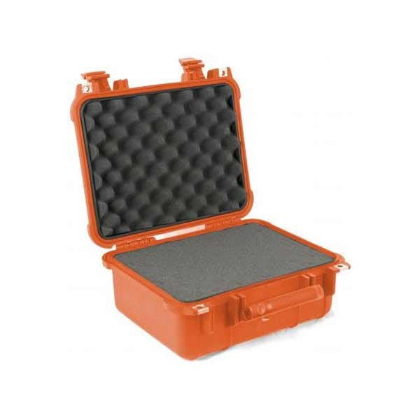 Pelican 1400 Case w/ Foam - Orange