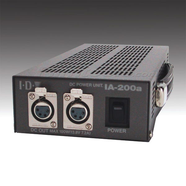 IDX 100W AC Adaptor Power Supply  IA-200a