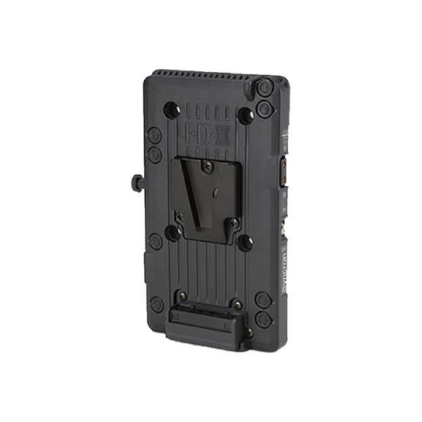 IDX ENDURA V-Mount Plate with 2 Pin D-Tap DC Out & Digi-View & Syncron  P-VS2