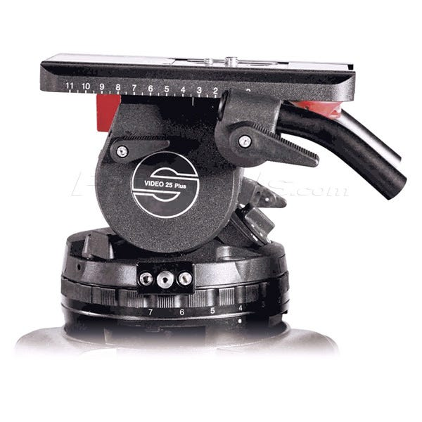 Sachtler Fluid Head Video 25 Plus 2500P