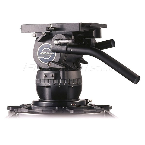 Sachtler Fluid Head Video 60 Plus Studio 6001