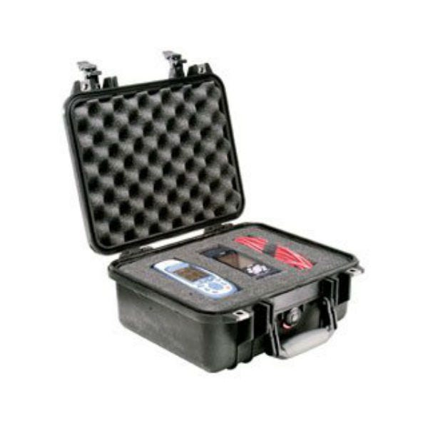 Pelican 1434 Top Loader 1430 Case with Photo Divider Set - Black