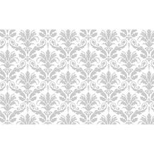 "Savage Printed Background Paper (53"" x 18', Gray Floral)"