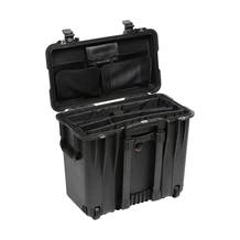 Pelican 1447 Top Loader 1440 Case with Office Divider - Black