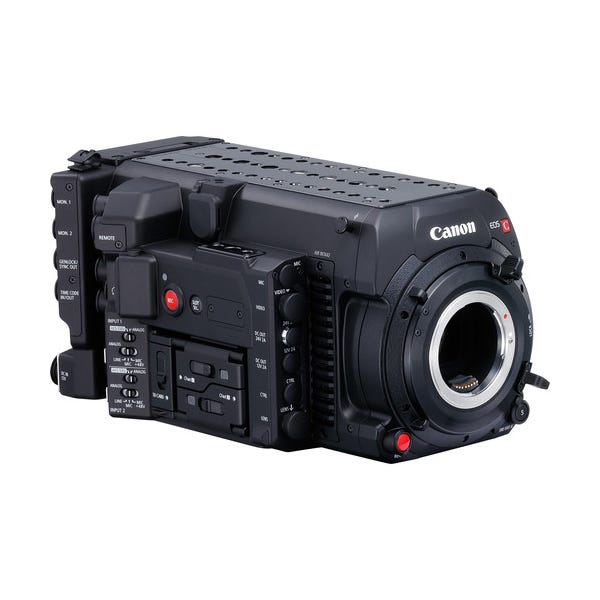 Canon EOS C700 EF Cinema Camera