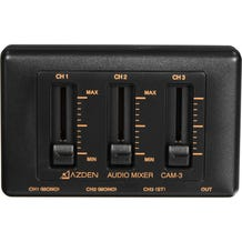 Azden CAM-3 3-Channel Audio Mixer
