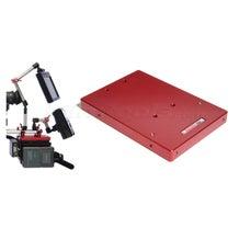 Zacuto Z-RP3 Version 3 Red Plate