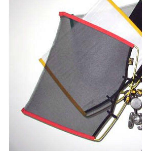"""Matthews Studio Equipment RoadRags II 24"""" x 36"""" Double Black Scrim 149019"""