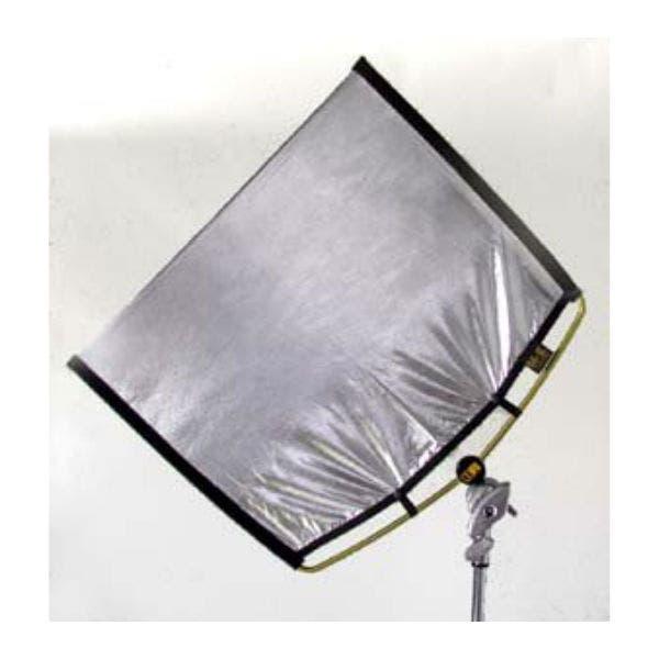 Matthews Studio Equipment RoadRags II Silver Lame Reflector (Various)