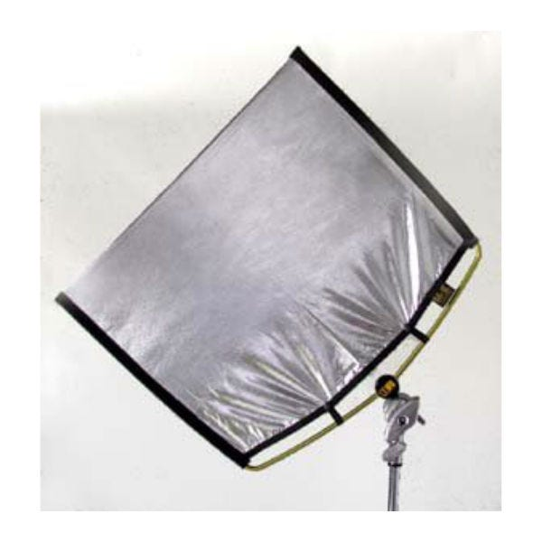 Matthews Studio Equipment RoadRags II Silver Lame Reflector (Various)