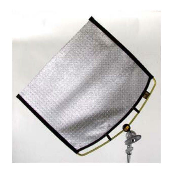 "Matthews Studio Equipment 149004 24x36"" RoadRags II Silver Matthflector Fabric"