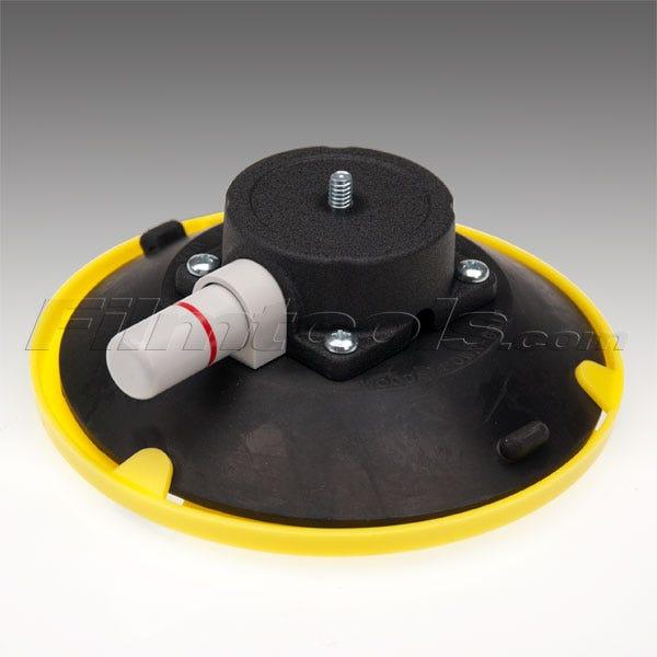 "6"" Suction / Vacuum Cup w/ 1/4-20 Spud"