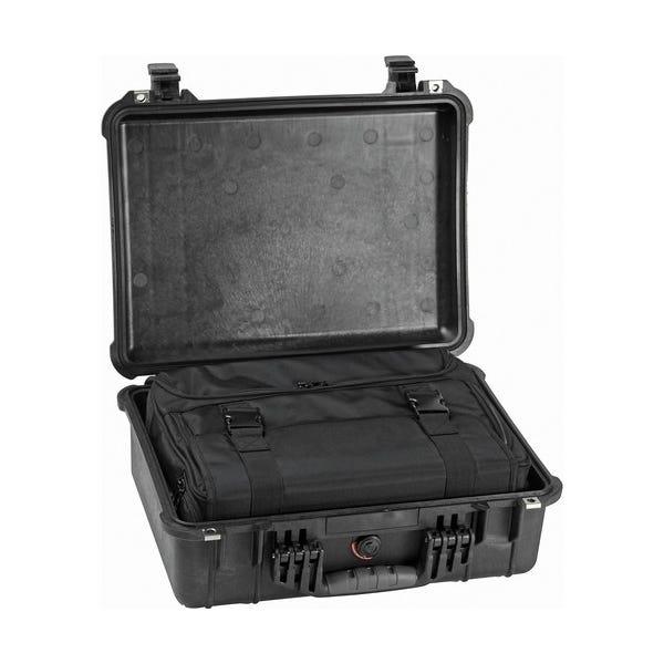 Pelican 1526 Combo Case - Black