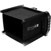 SmallHD Monitor Cage with Four-Sided Sun Hood for 502 Bright Monitor