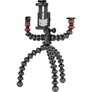 GorillaPod Mobile Rig: a tripod with extra arms 2