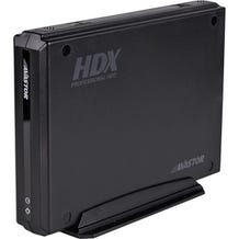 Avastor 10TB HDX 1500 Series External HDD - No Lockbox