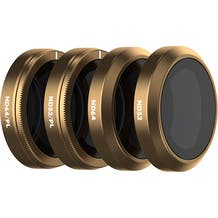 PolarPro Mavic 2 Cinema Series Limited Filter Collection with ND32, ND32/PL, ND64 & ND64/PL