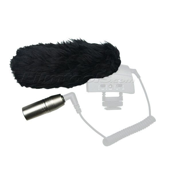 Sennheiser Mic Muff & XLR Connector Kit MZW400 #502364
