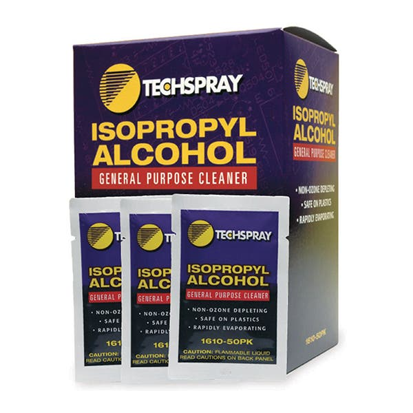 Tech Spray General Purpose Cleaner Wipe - 1 ct