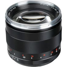 Zeiss Telephoto 85mm f/1.4 ZE Planar T* Manual Focus Lens for Canon EOS