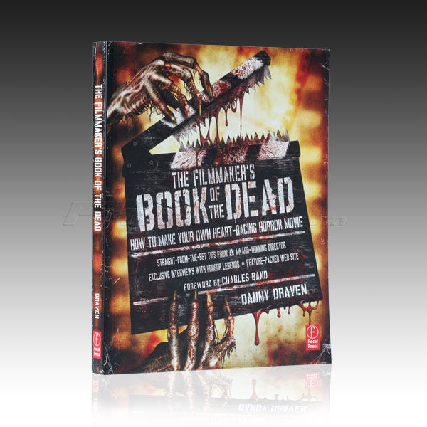 The Filmmaker's Book of the Dead Book 9780240812069