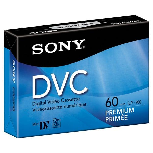 Sony Mini DV Tape 60 minutes