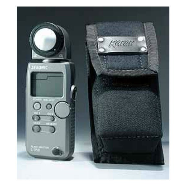 Light Meter Pouch for Sekonic 358 & Gossen Starlite 2 by Karau