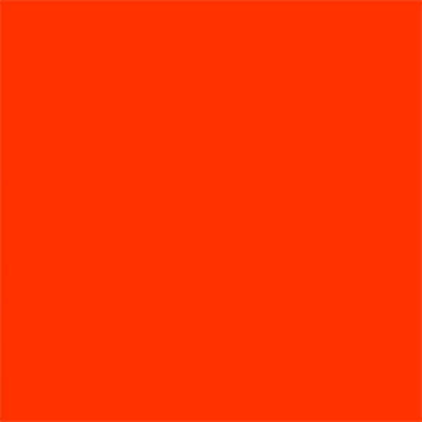 """LEE Filters 48"""" x 25' CL164 Gel Roll - Flame Red"""