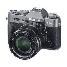FUJIFILM X-T30 Mirrorless Digital Camera with 18-55mm Lens - Charcoal Silver