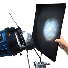 "Matthews Studio Equipment 24x36"" Hot Flag with Black Thermal Resistant Fabric"