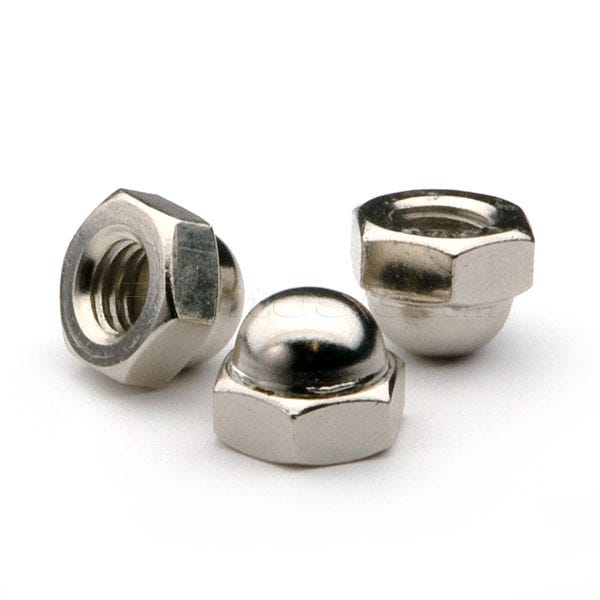 3/8-16 Acorn Nut (Nickel Plated)
