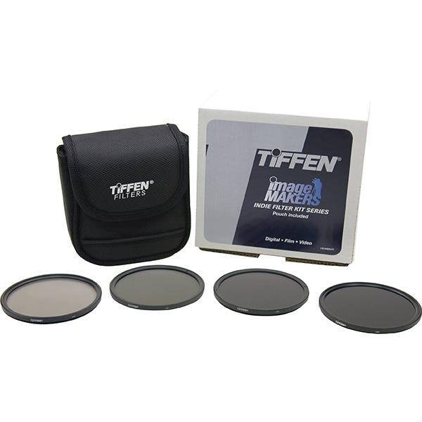 Tiffen 77mm Indie Upgrade IRND 1.5-2.1 Filter Kit