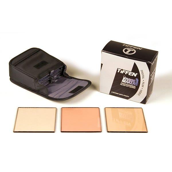 """Tiffen 4 x 4"""" Image Maker 3-Filter People Kit"""
