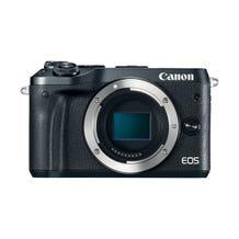 Canon EOS M6 Mirrorless Digital Camera - Black