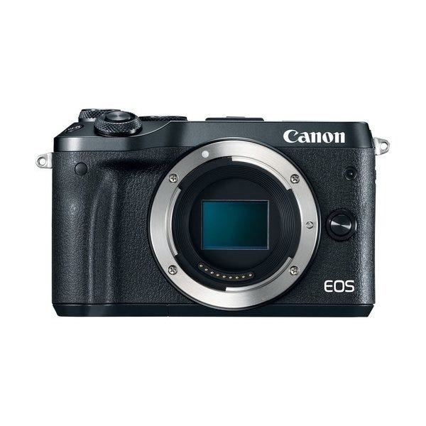 Canon EOS M6 Mirrorless Digital Camera (Various)