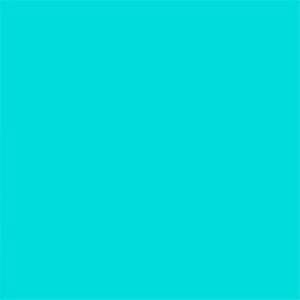"LEE Filters 48"" x 25' CL172 Gel Roll - Lagoon Blue"