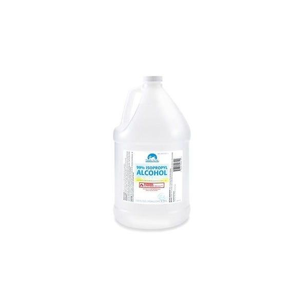 SWAN 99% Isopropyl Alcohol - 1 Gallon Bottle