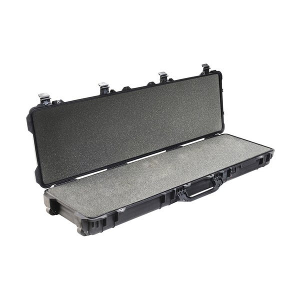 Pelican 1750 Long Case with Foam - Black