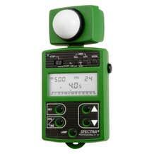 Spectra Cine Professional IV-A Digital Exposure Meter - Green