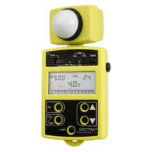 Spectra Cine Professional IV-A Digital Exposure Meter - Yellow