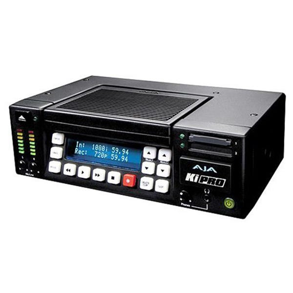 AJA Ki Pro Recorder Base Unit with 250GB Storage Module