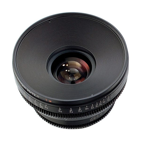 Zeiss Compact Prime CP.2 35mm/T2.1 Cine Lens for PL Mount