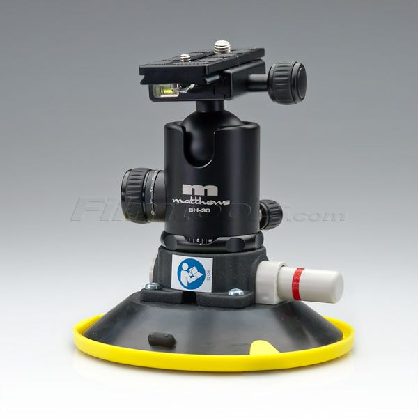 "Filmtools BH-30 6"" Vacuum/Suction Cup Camera Mount Kit"