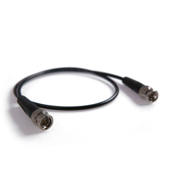 Canare 2' Thin BNC Cable - Black